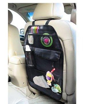 $9.97(原价$12.99)Jolly Jumper 汽车椅背奶瓶零食玩具收纳袋