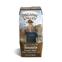 Organic Valley 有机低脂巧克力牛奶 6.75oz 12盒装