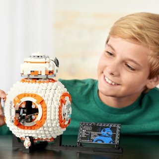 LEGO Star Wars BB-8 75187 Building Set (1,106 Pieces) @ Walmart
