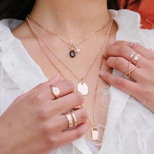 Astrid & Miyu珍珠项链