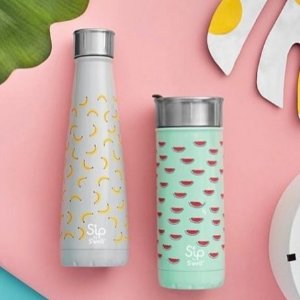 $9.99S'ip by S'well Stainless Water Bottle, 15 oz