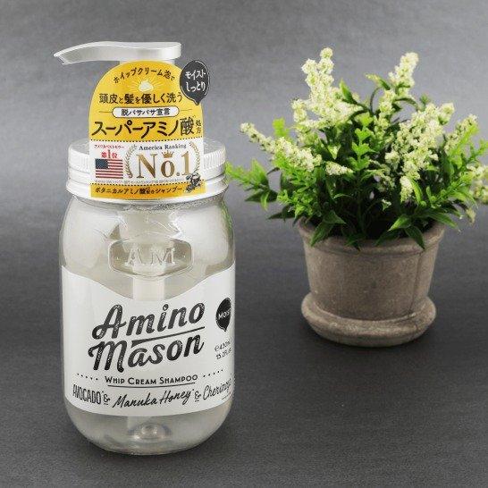 AMINO MASON胺基酸植物洗发水