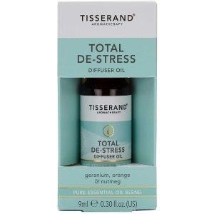 Tisserand Aromatherapy U.K.减压精油