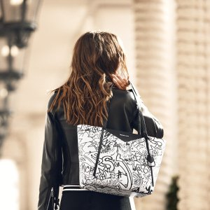 New Arrivals!Graffiti collection @ Michael Kors