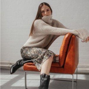 5折起+额外8折 €80收大衣Ludwigbeck 时尚专场大促 收Furla、Ralph Lauren等经典品牌