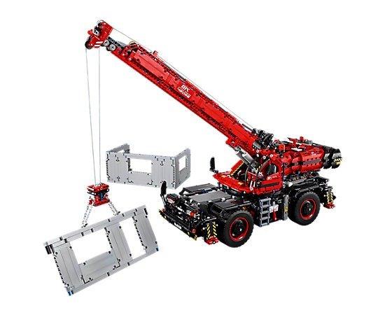 Technic™系列 重型吊装车- 42082