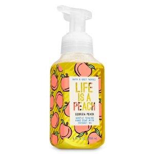 Bath & Body WorksGeorgia Peach Gentle Foaming Hand Soap