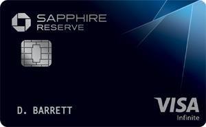 60,000 bonus pointsChase Sapphire Reserve®