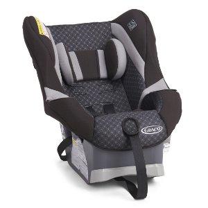 $49.99 今日还包邮补货:葛莱 双向儿童汽车安全座椅,比官网便宜一半