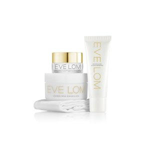 Eve Lom卸妆膏3件套