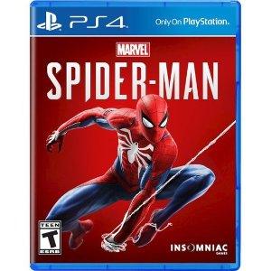 《漫威蜘蛛侠》低至$31.99多款热门游戏 限时大促 GCU 会员可享折上折