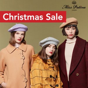 Last Day: Dealmoon Exclusive! Up to 50% Off +Extra 10% Off @ Miss Patina