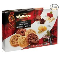 Walkers Shortbread Walkers 什锦口味曲奇 26.4oz 3盒