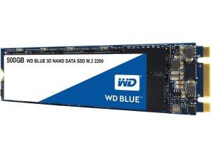 $57.99WD Blue 3D NAND 500GB PC SSD