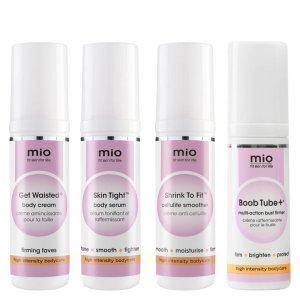MIO SKINCARE4款明星产品x30ml旅行装瘦身套组 (价值 $52.00)