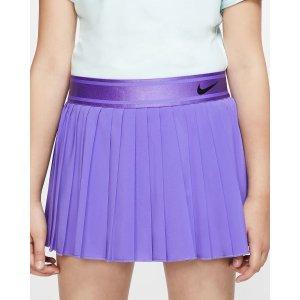 Nike百褶短裙