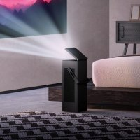 LG HU80KA 4K UHD 智能系统 直立式 4K激光投影仪