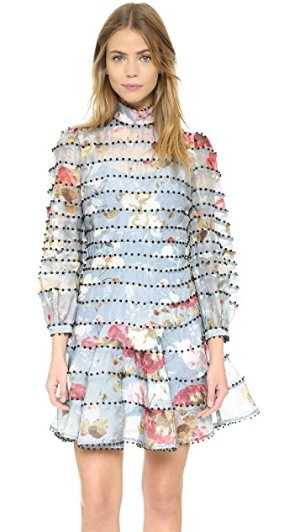 Zimmermann Havoc Bead Dress | SHOPBOP