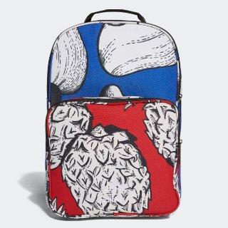 $24adidas 水果图案经典款背包