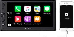 $299.87 Sony XAV-AX100 6.4