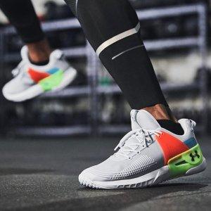 低至6折Under Armour 特价区男女功能运动鞋促销