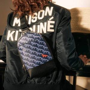 终于开售 €75起入手啦Montblanc X Maision Kitsune 小狐狸联名 潮牌和经典完美碰撞