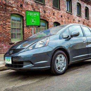 新生注册享受30天免费Zipcar 分时租车 大学新生福利