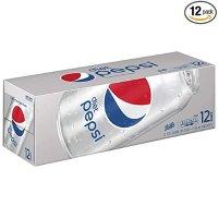 Pepsi DIET 百事可乐 12oz 12罐