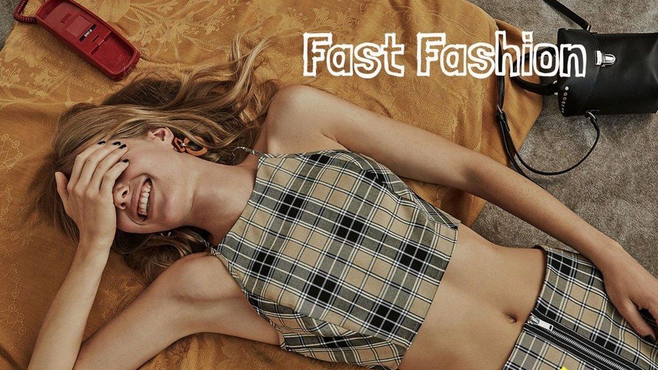 18家快时尚品牌大盘点   平价又时髦   一次看过瘾