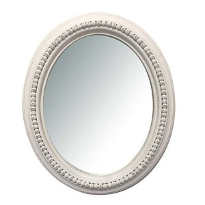 Bee & Willow Home 20-Inch x 24-Inch Oval Wall Mirror
