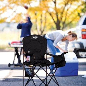 $17.95Coleman 超大尺寸 户外折叠椅 + 饮料冰袋