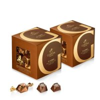 Godiva 榛果牛奶巧克力套装 22颗 两盒装