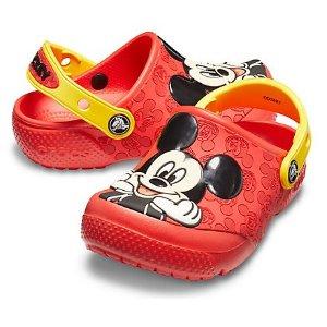 Buy 1 Get 1 60% OffKids Footwear @ Crocs