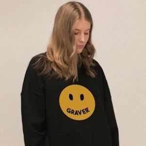 低至5折+额外9折 收笑脸卫衣W Concept 周末精选单品优惠