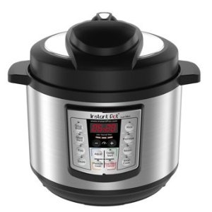 $59.95Instant Pot LUX 6-in-1 Multi- Use Programmable Pressure Cooker