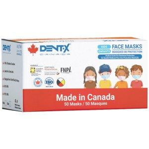 加拿大制造 $189/10盒儿童医用口罩 level3 50枚