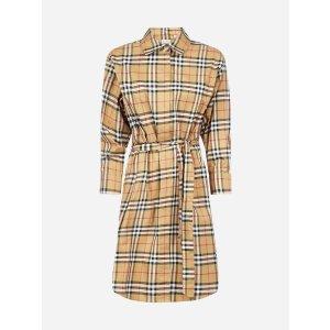 Burberry衬衫连衣裙
