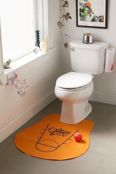 蹲厕所打篮球游戏