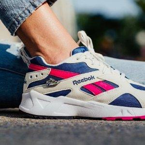 一律39.99+包邮Reebok官网 AZTREK系列复古运动鞋促销