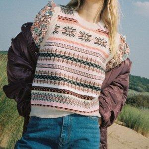 低至4折 高领针织仅售€16Nasty Gal 冬季内搭专场 €27.5收驼色毛衣 氛围感拉满