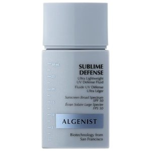 Ultra Lightweight UV Defense Fluid SPF 50 - Algenist | Sephora