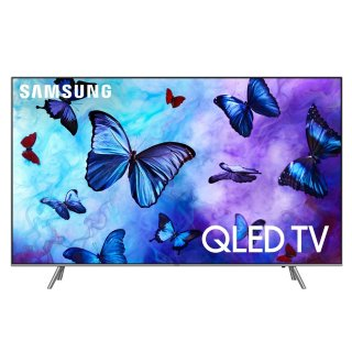 $899.99Samsung 65吋 Q6FN QLED 4K HDR 智能电视 2018 款