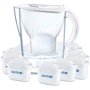 BRITA 滤水壶带12个滤芯 全年装 5.8折特价