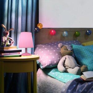 $5.77Lavish Home 触摸LED床头灯,粉色