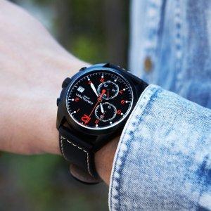 Last Day: Extra 20% OffHamilton Men's Khaki Aviation Pilot Pioneer Chrono Quartz Watch H76582733
