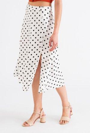 lily skirt - polka dot