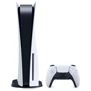 $399.99起手慢无:PlayStation 5 光驱版 / 数字版 补货