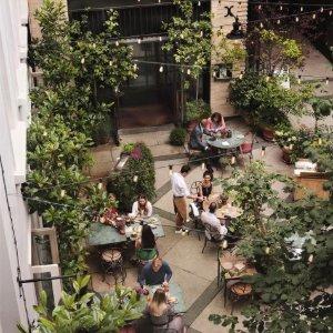 Selfridges 网红餐厅可订汇总:伦敦户外餐厅/花园餐厅 解封第一波重开打卡推荐