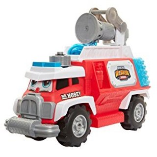$8.47Real Workin' Buddies Mr. Hosey The Super Spray Fire Truck Vehicle Toy
