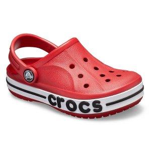 夹脚凉鞋$8.99Crocs官网 童鞋新人额外7.5折 4折起折扣区可叠加